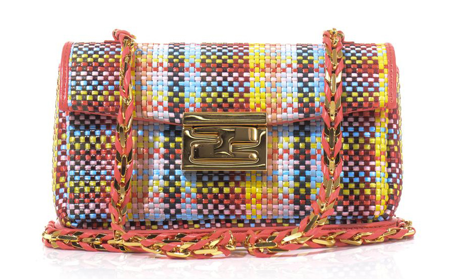 Fendi Mini Be Baguette Bag