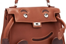 Behold the Rare Hermes Kelly Doll Bag