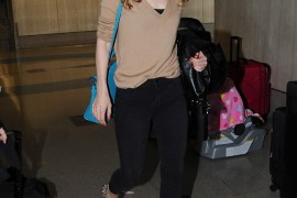 Leslie Mann Hermes Kelly Bag-2