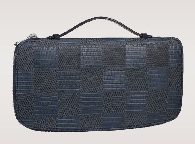 Louis Vuitton Atoll Damier Lizard Case