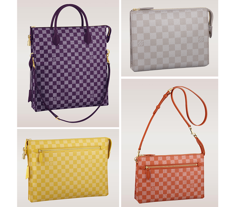 Louis Vuitton Damier Couleurs Bags