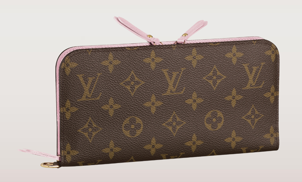 Louis Vuitton Insolite Wallet Rose Clair