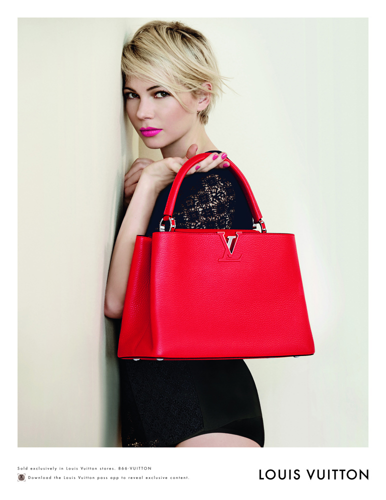 Louis Vuitton Michelle Williams Spring 2014 10
