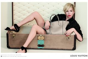 Michelle Williams is Back For Another Round at Louis Vuitton