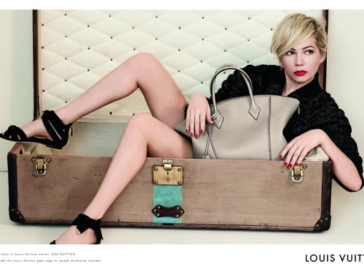 Louis Vuitton Michelle Williams Spring 2014 2