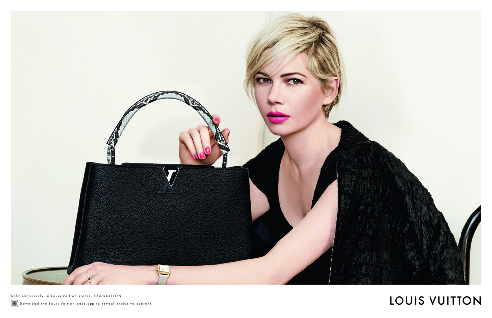 Louis Vuitton Michelle Williams Spring 2014 4