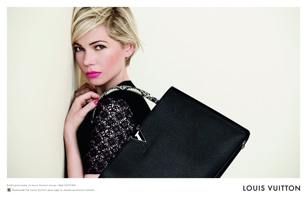 Louis Vuitton Michelle Williams Spring 2014 5