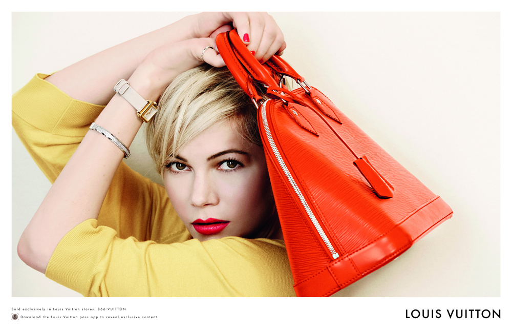 Louis Vuitton Michelle Williams Spring 2014 7