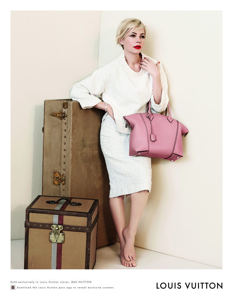 Louis Vuitton Michelle Williams Spring 2014 8