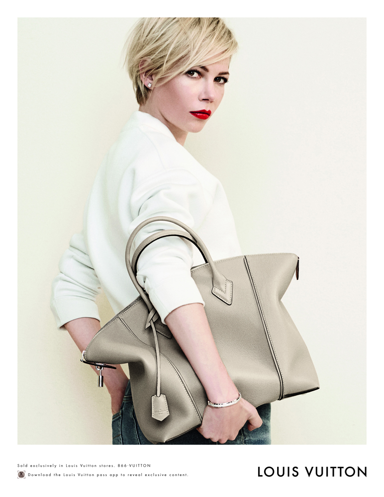 Louis Vuitton Michelle Williams Spring 2014 9