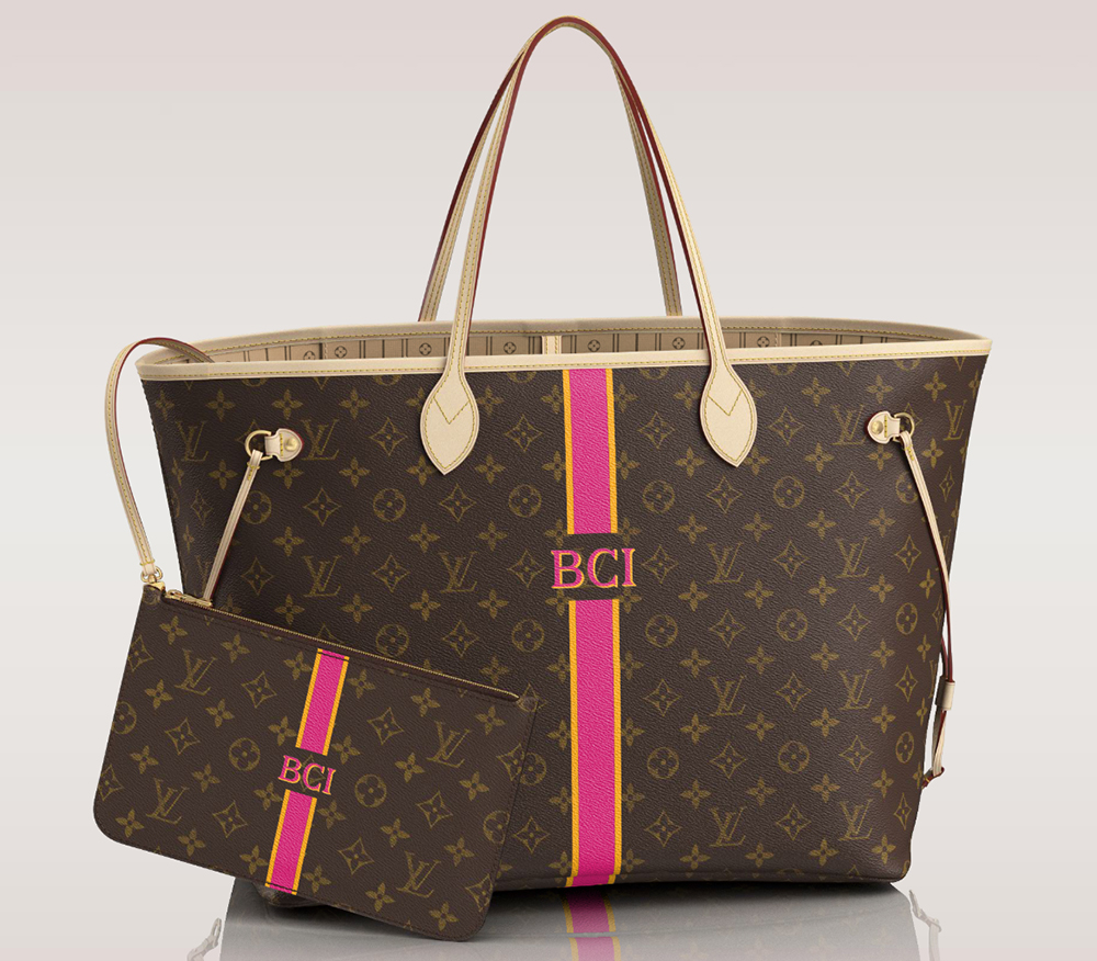 Louis Vuitton Mon Monogram Neverfull Tote GM