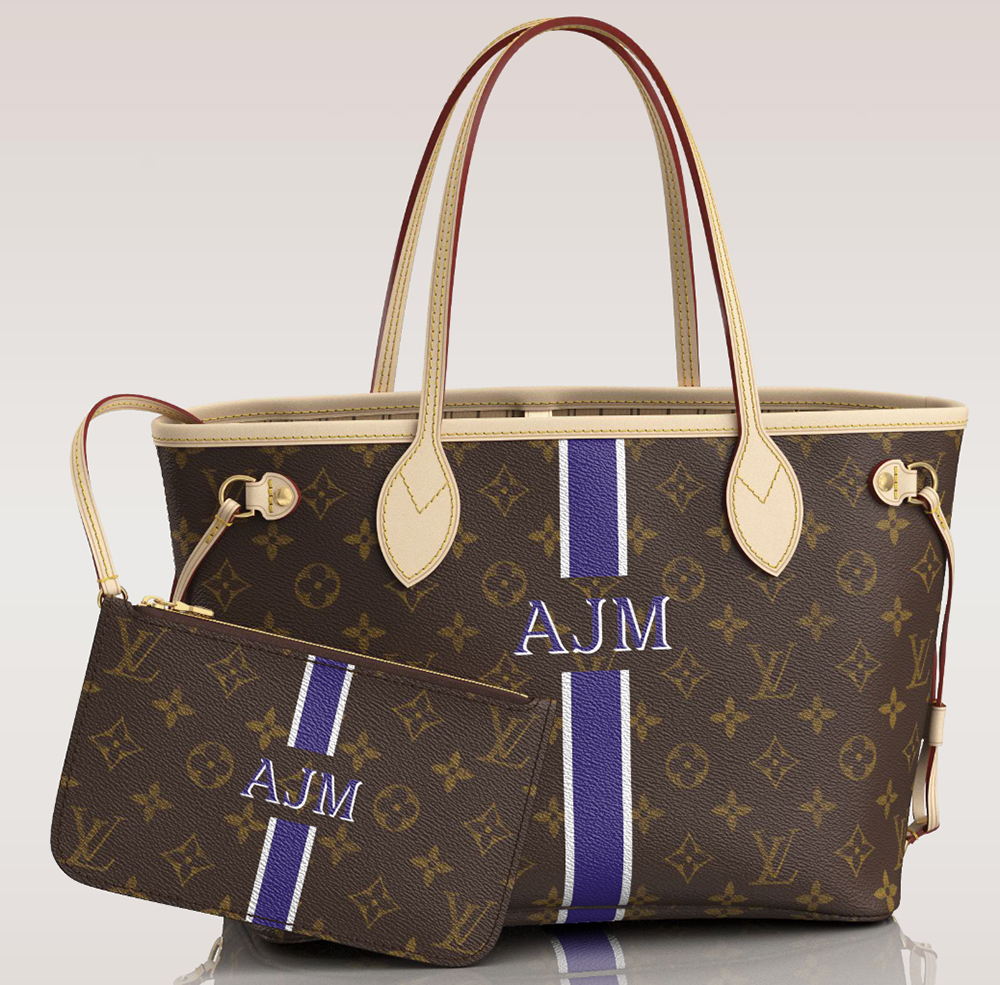 Louis Vuitton Mon Monogram Neverfull Tote PM