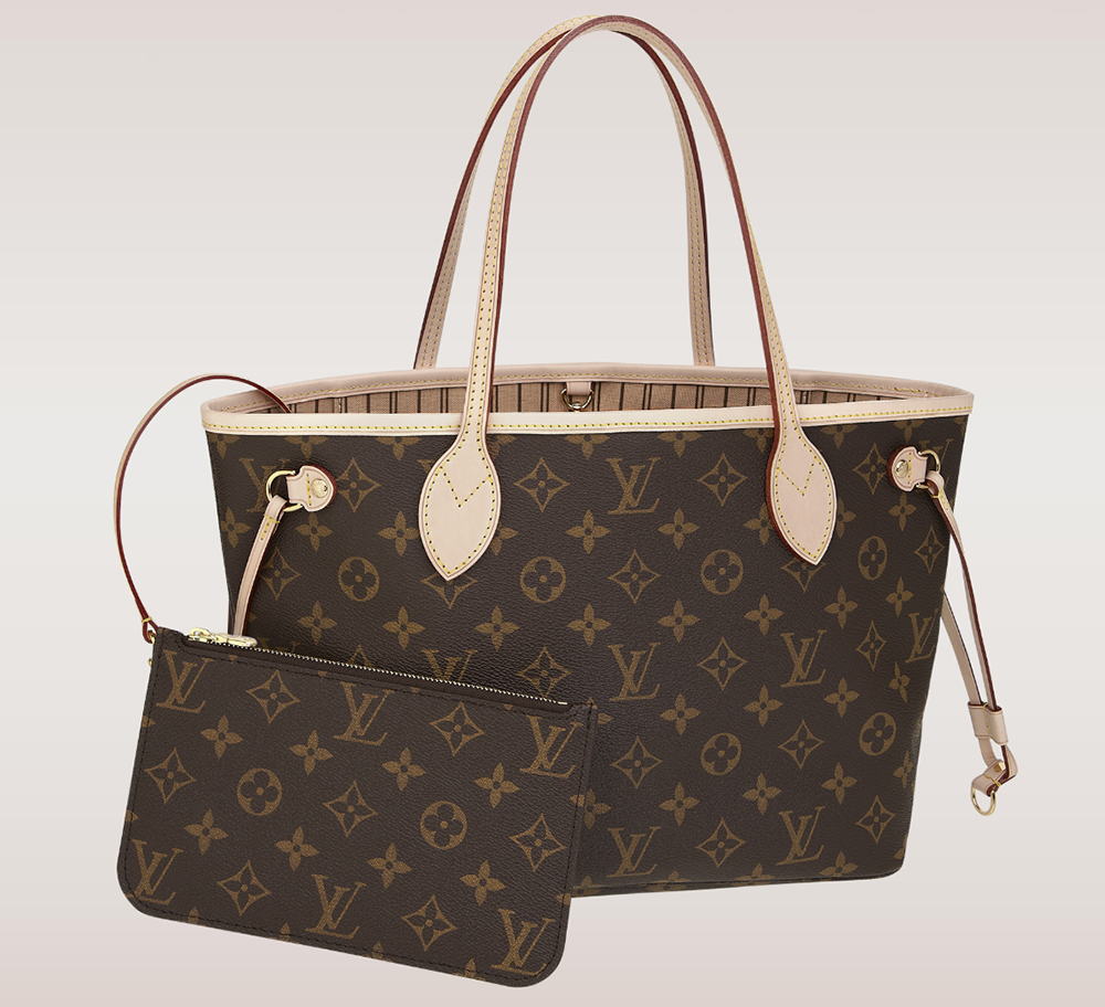 The Ultimate Bag Guide: The Louis Vuitton Neverfull Tote ...