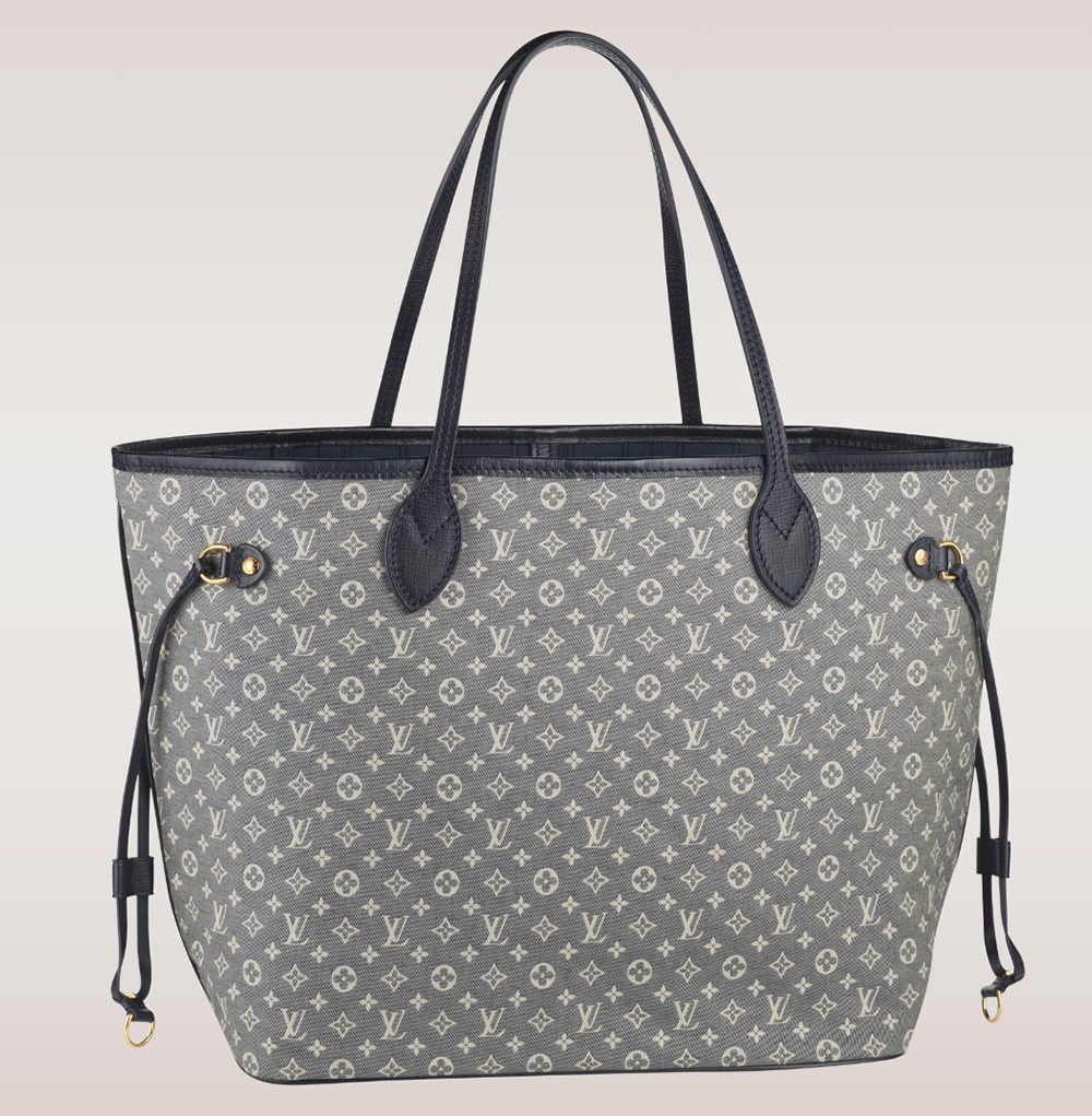 Louis Vuitton Monogram Idylle Neverfull Tote MM