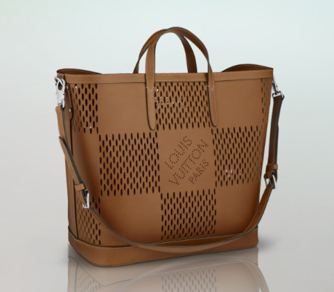 Louis Vuitton Nomade Damier Oversize Cabas East-West Tote