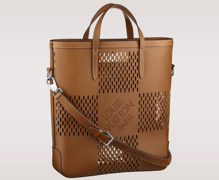 Louis Vuitton Nomade Damier Oversize Cabas North-South Tote