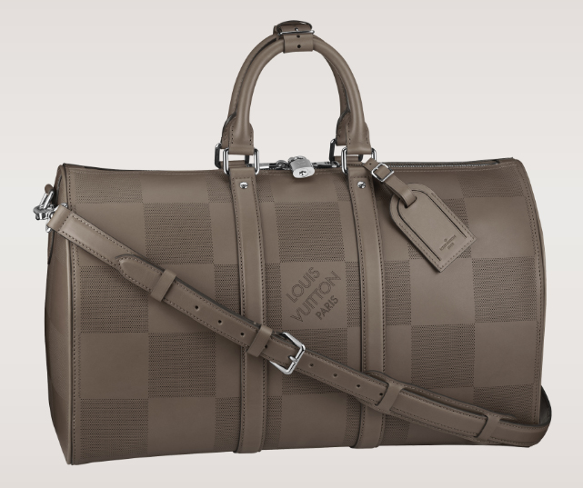 Louis Vuitton Nomade Grand Damier Keepall Bandouliere