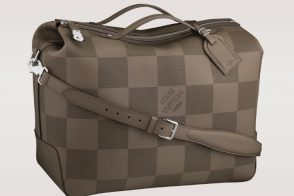 Man Bag Monday: Louis Vuitton Spring 2014 Damier Leather