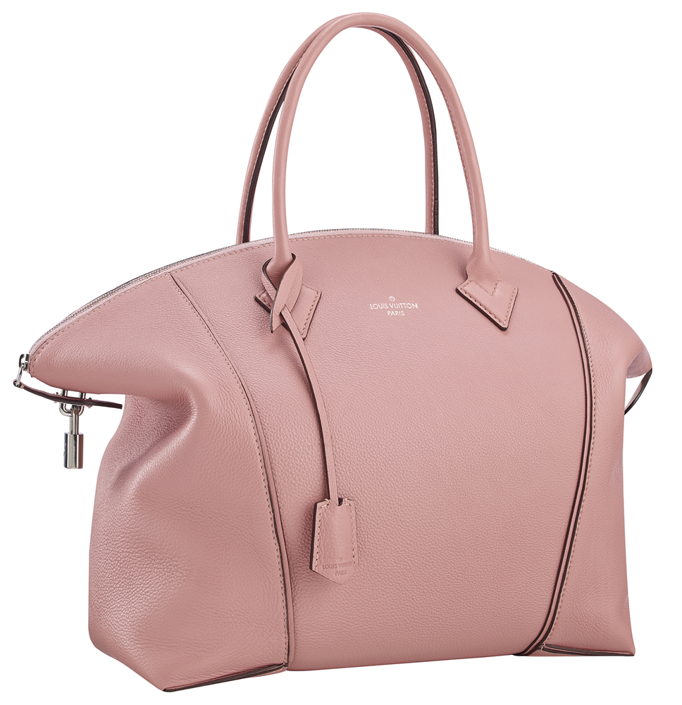 Louis Vuitton Soft Lockit Magnolia