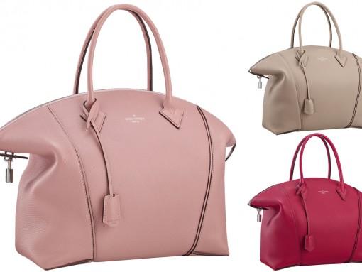 Louis Vuitton Soft Lockit