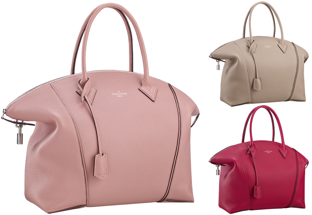 The New Louis Vuitton Soft Lockit - PurseBlog 396b0e20a61d3