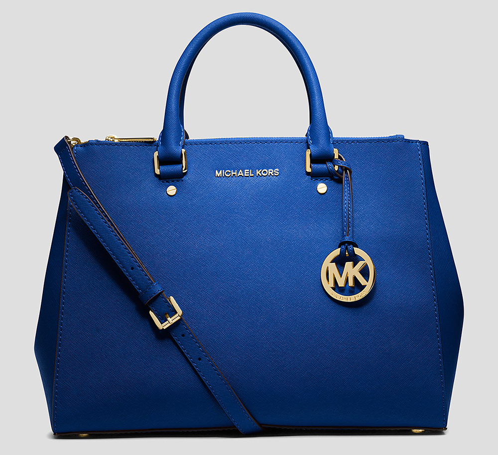 MICHAEL Michael Kors Large Sutton Satchel