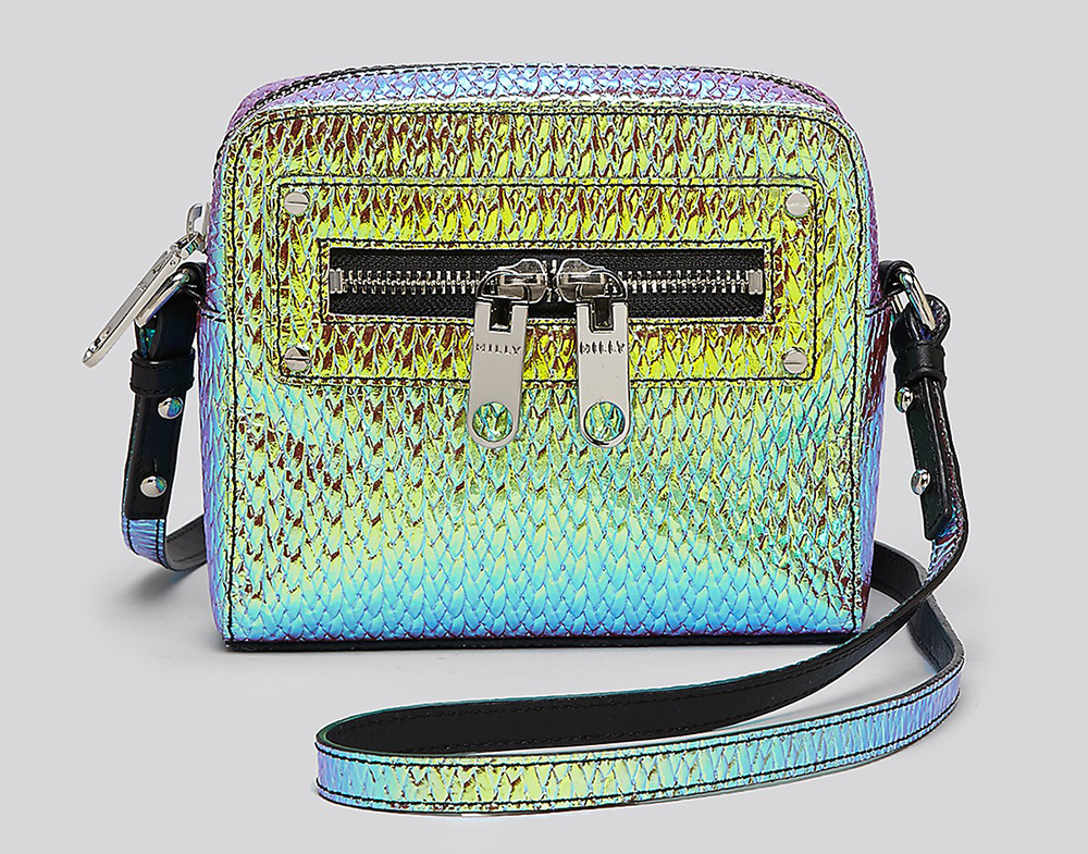 Milly Miley Hologram Camera Crossbody