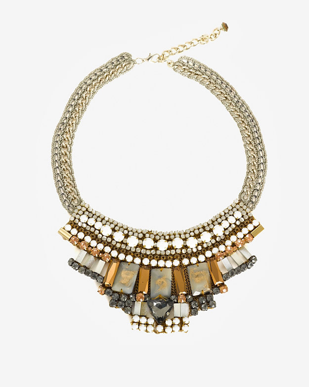 NOCTURNE EXCLUSIVE REEM COLLAR NECKLACE