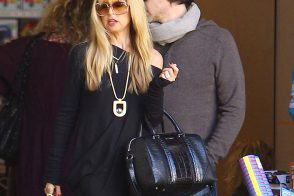Rachel Zoe Carries Givenchy in LA