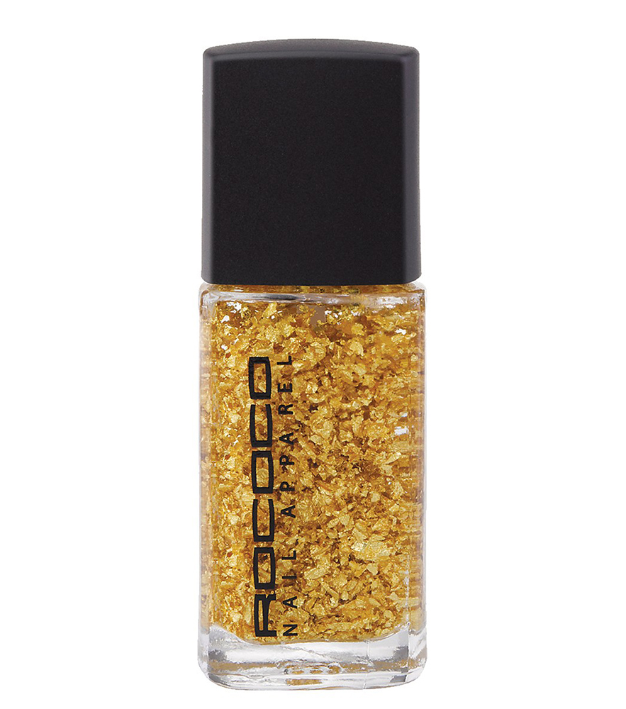 Rococo Gold Leaf Nail Lacquer