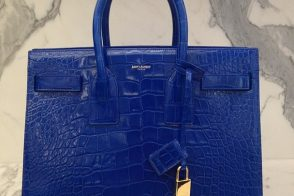One-of-a-Kind Croc Handbag Among $100,000 of Merchandise Stolen from Saint Laurent Chicago