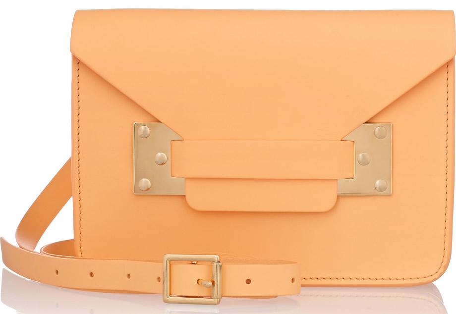 Sophie Hulme Mini Shoulder Bag