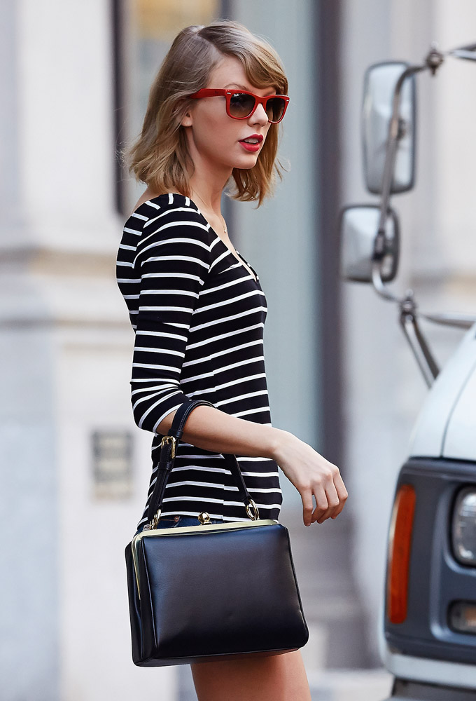 Just Can t Get Enough  Taylor Swift Loves Her Dolce   Gabbana Sara ... a8a442d9e622d