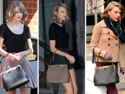Just Can't Get Enough: Taylor Swift Loves Her Dolce & Gabbana Sara Bag