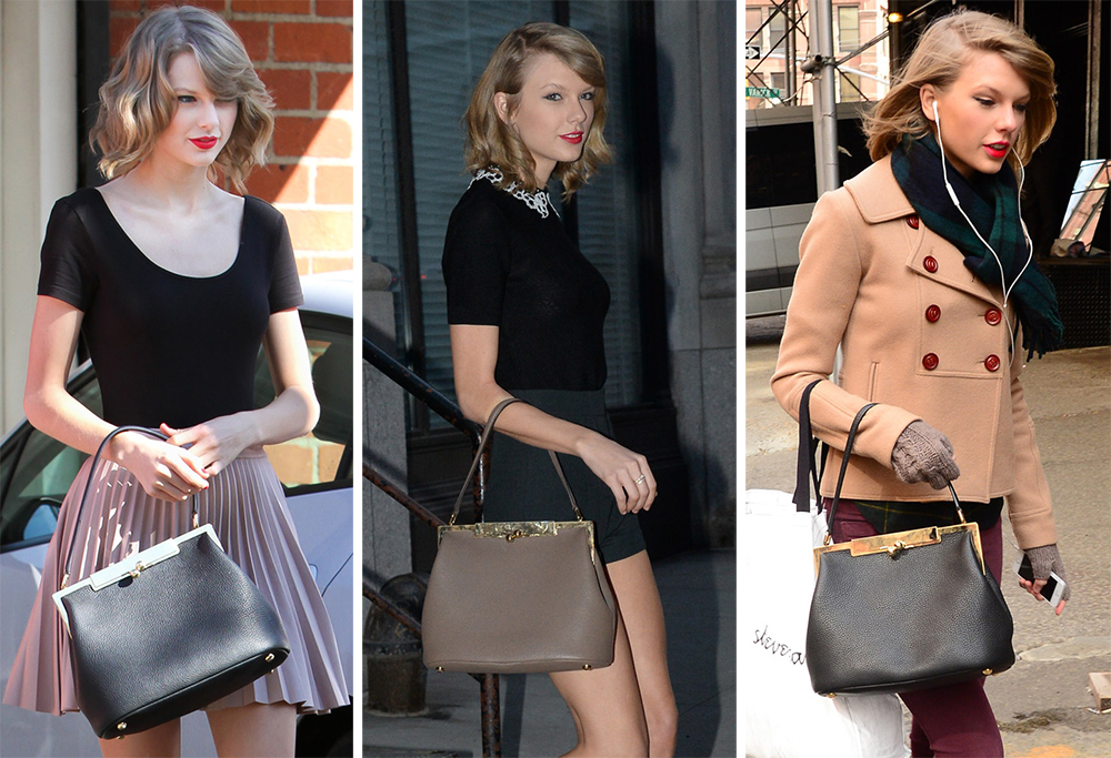 cb2e3b72f9 Just Can t Get Enough  Taylor Swift Loves Her Dolce   Gabbana Sara ...