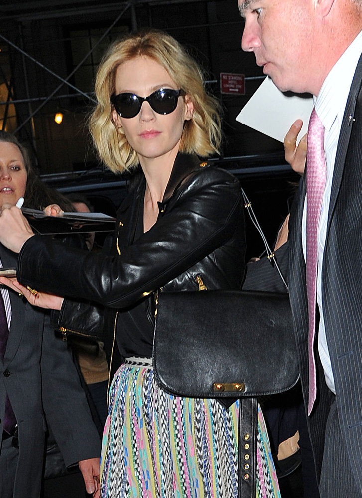 The Many Bags of January Jones Part Two 14