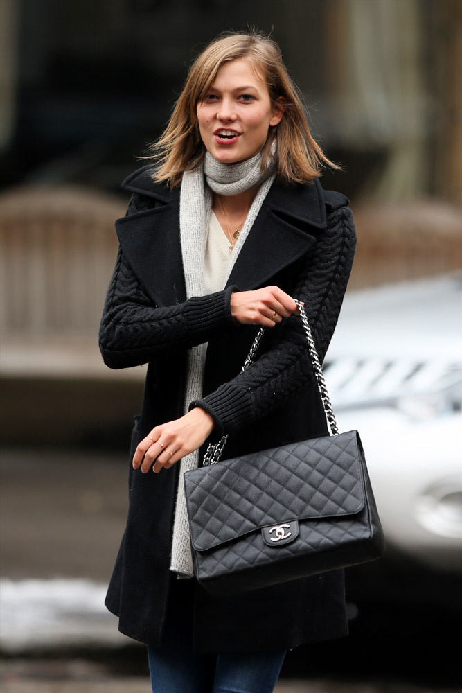 The Many Bags of Karlie Kloss-13