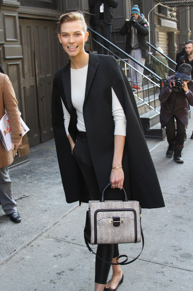 The Many Bags of Karlie Kloss-14