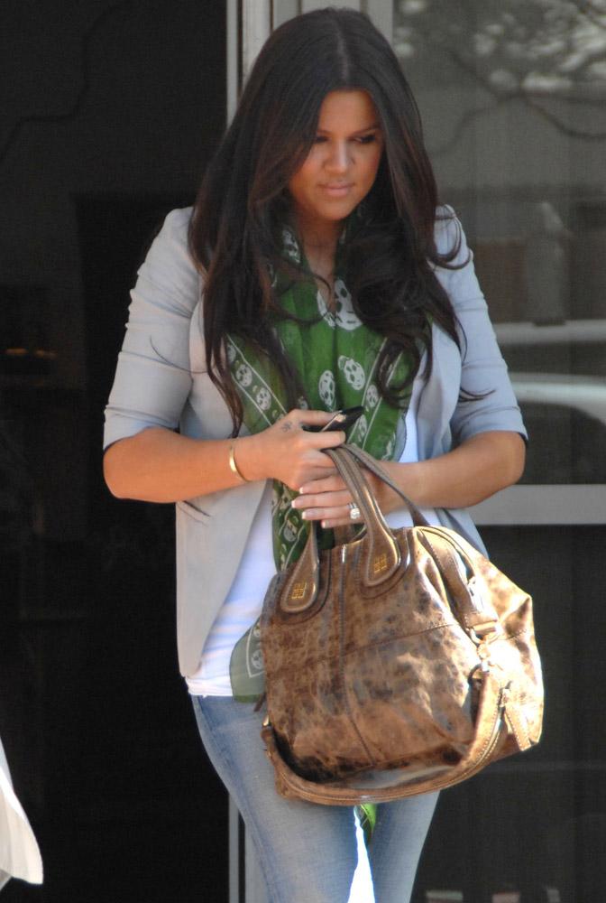 6adf467d586e The Many Bags of Khloe Kardashian - PurseBlog