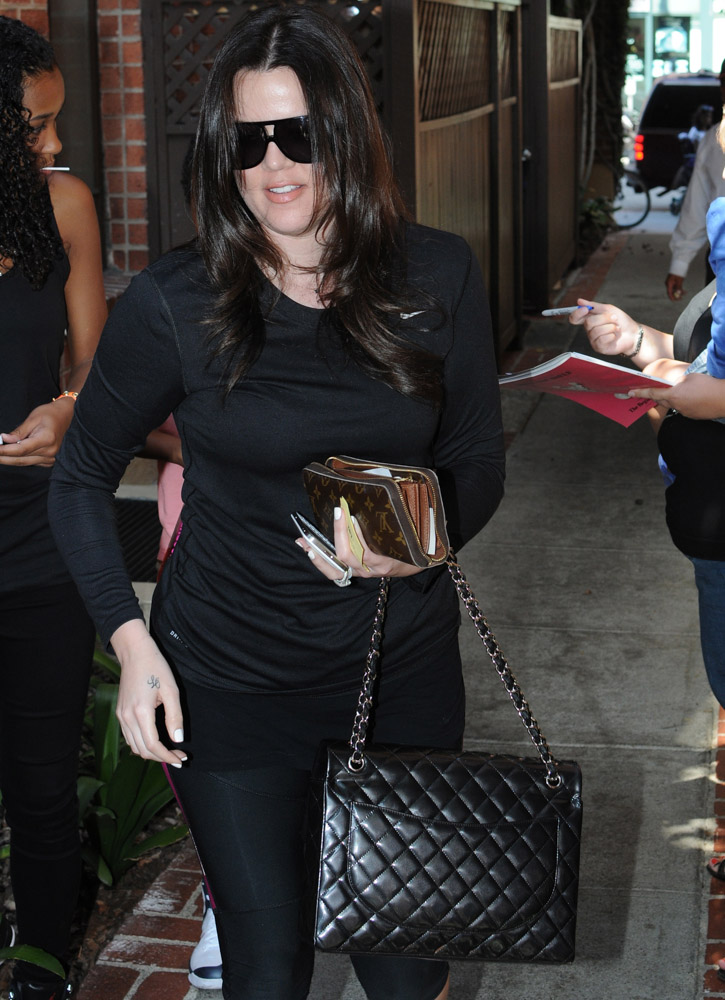 The Many Bags Of Khloe Kardashian Purseblog
