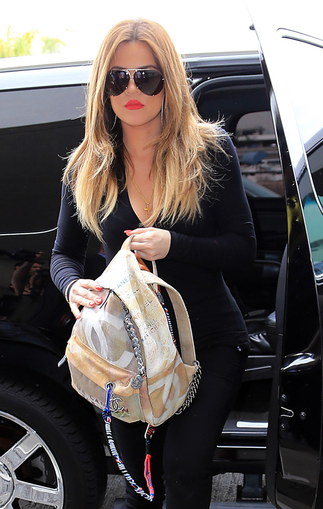 The Many Bags of Khloe Kardashian