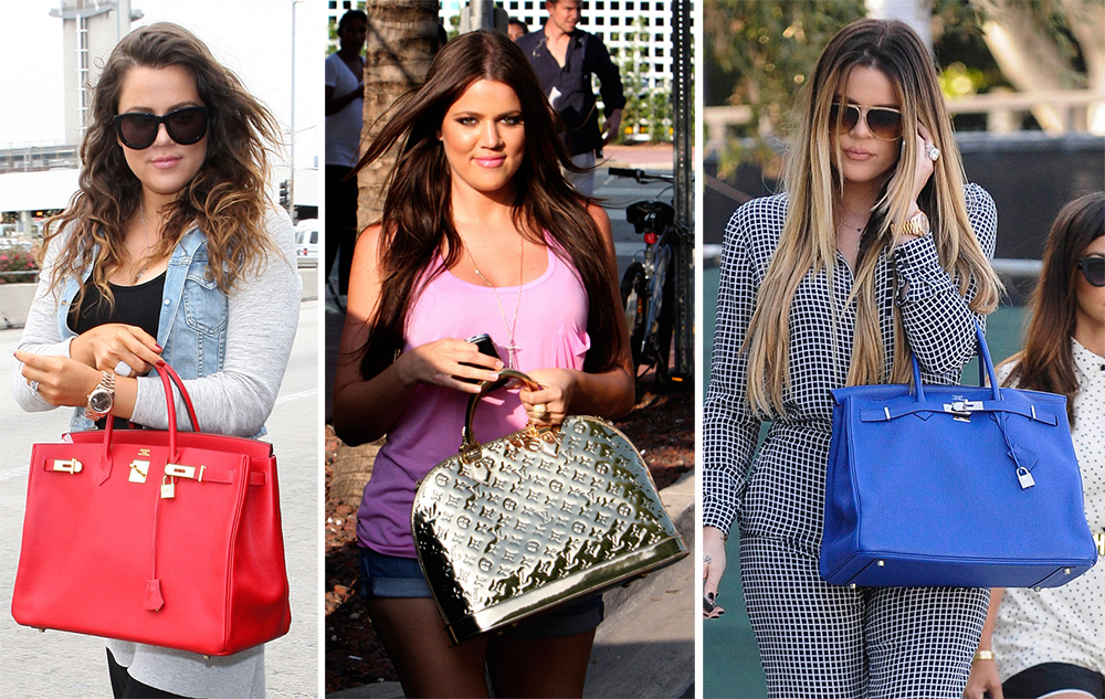 85c202ec56a The Many Bags of Khloe Kardashian - PurseBlog
