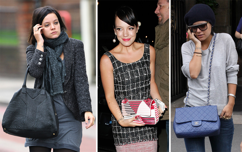 The Many Bags of Lily Allen - Page 26 of 38