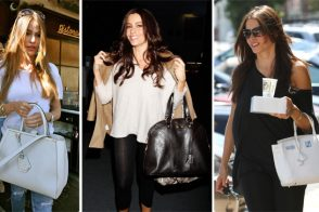 The Many Bags of Sofia Vergara
