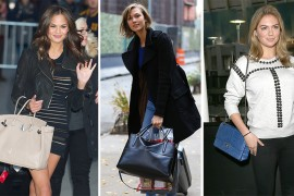 50+ Bags on the Arms of Our Favorite Supermodels