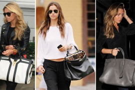 Inside the Handbag Collections of Europe's Most Famous WAGs