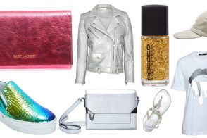 Want It Wednesday: Shine with Metallics