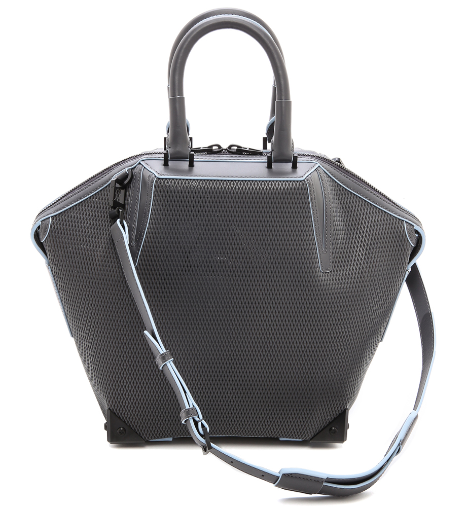 Alexander Wang Small Emile Satchel, $1,095 via ShopBop