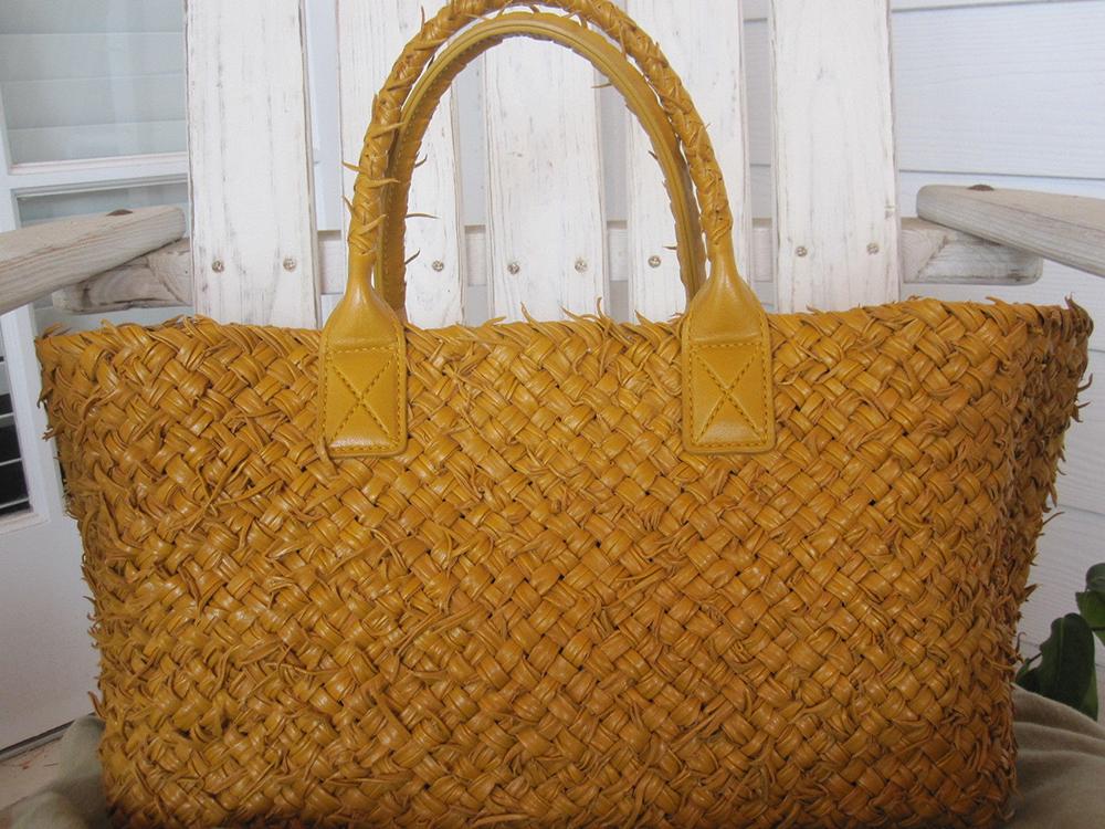 Bottega Veneta Frayed Cabat Bag