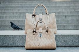 Mother Daughter Pairs: Bottega Veneta Roma Bags